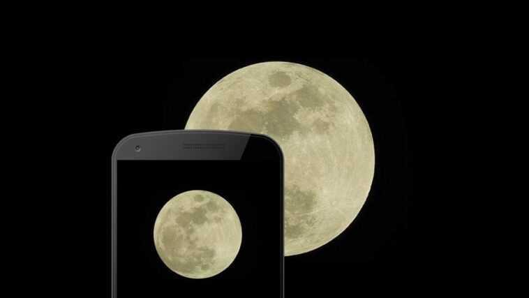 Ce soir il y a la Strawberry Superluna : comment la photographier avec son smartphone