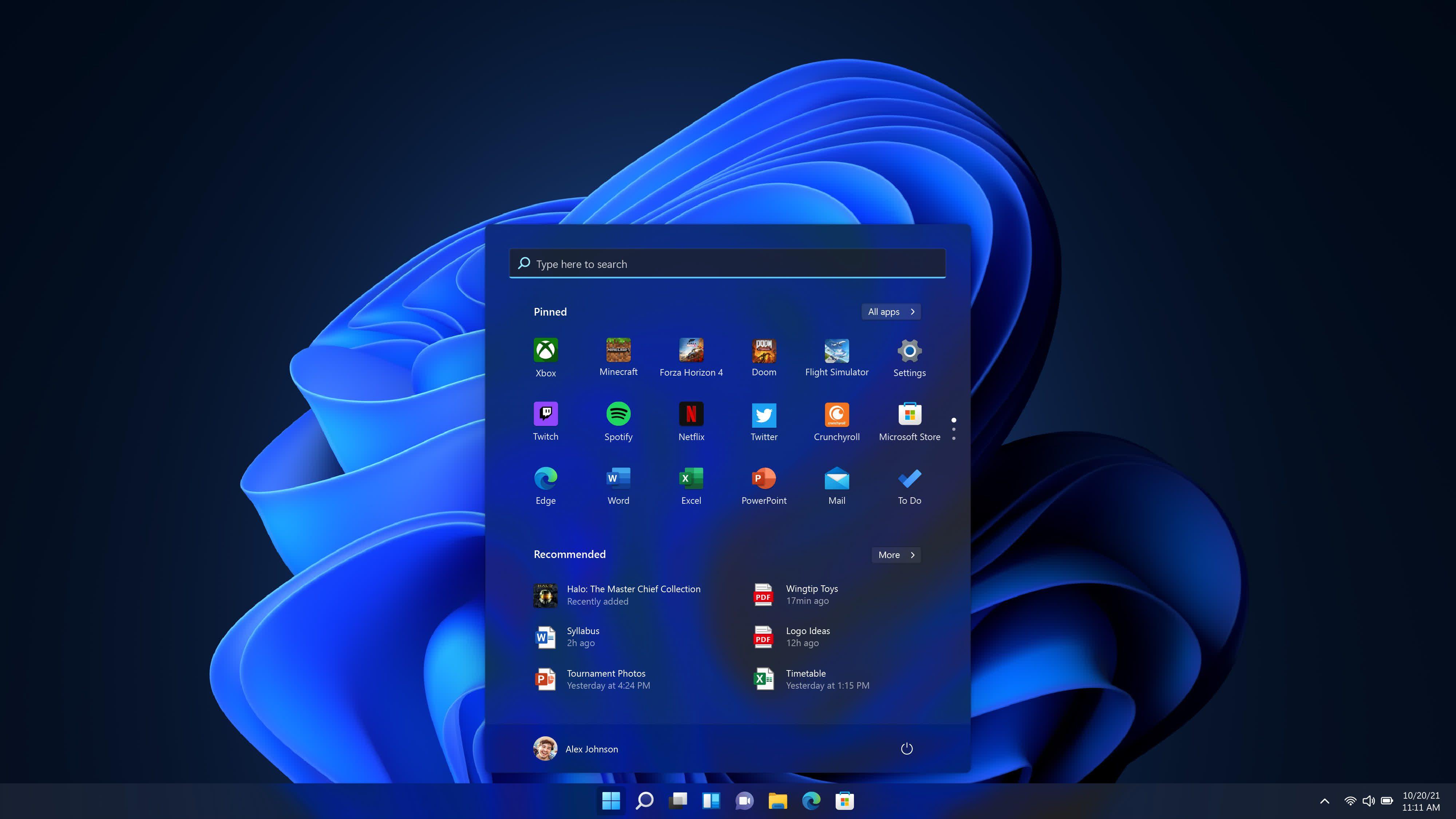 1624561070 160 Microsoft annonce Windows 11 avec une interface utilisateur un menu