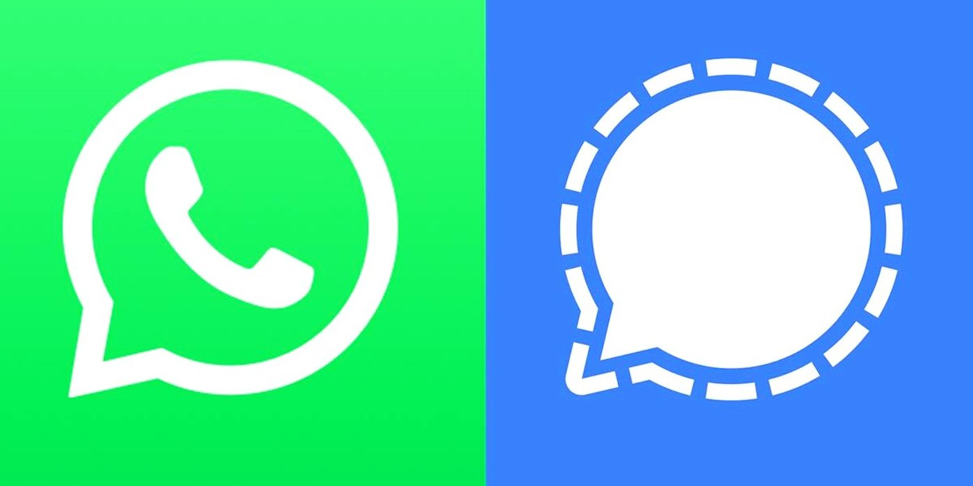 Reasons for leaving WhatsApp for signal