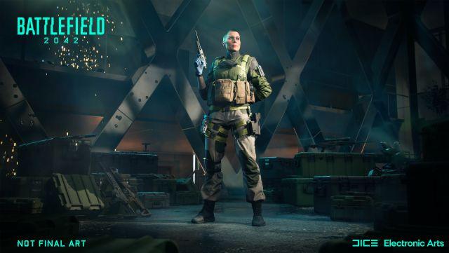 Battlefield 2042 Specialists tous les détails des prénoms