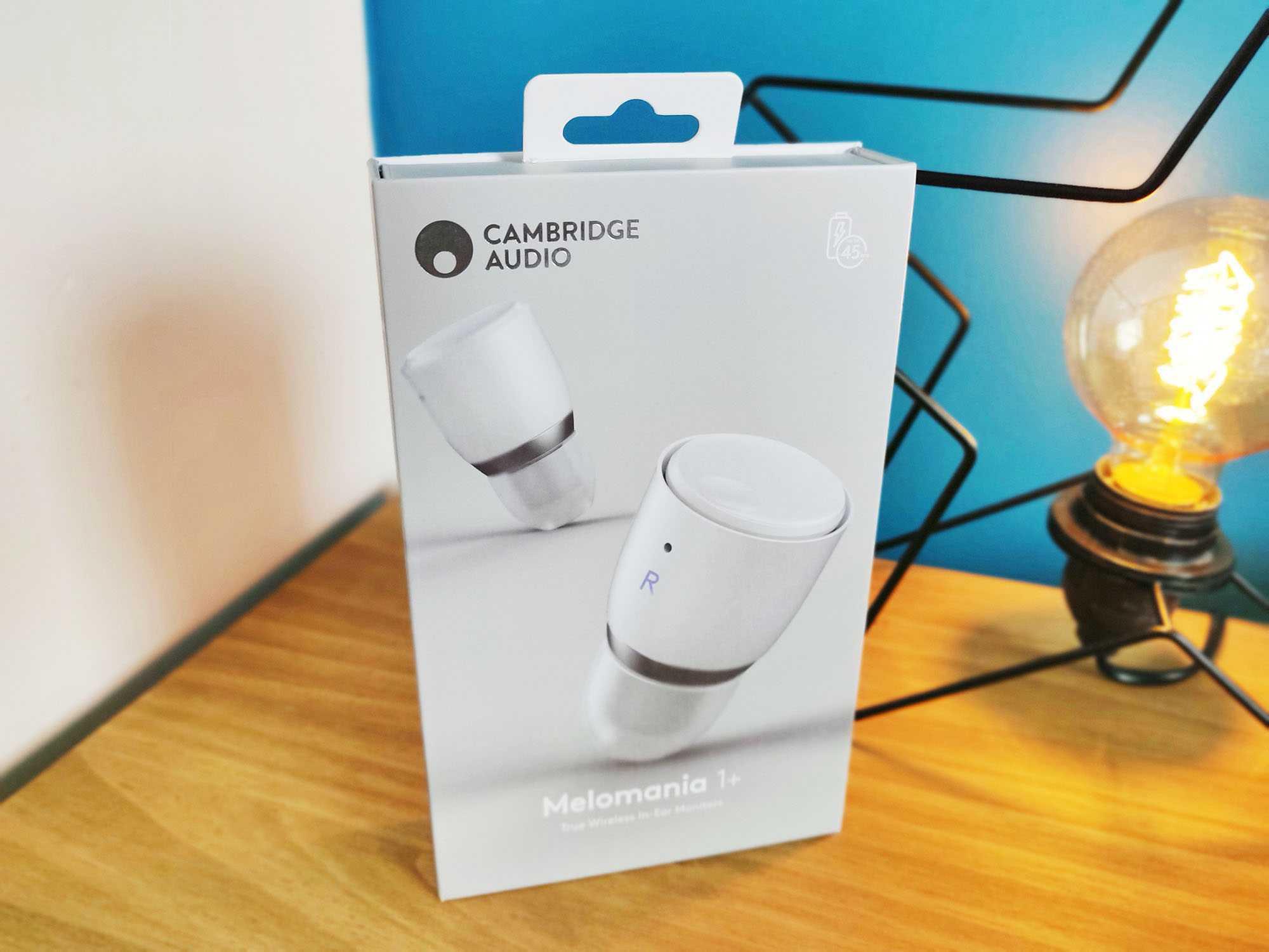 Cambridge Audio Melomania 1 Box Boite Packaging