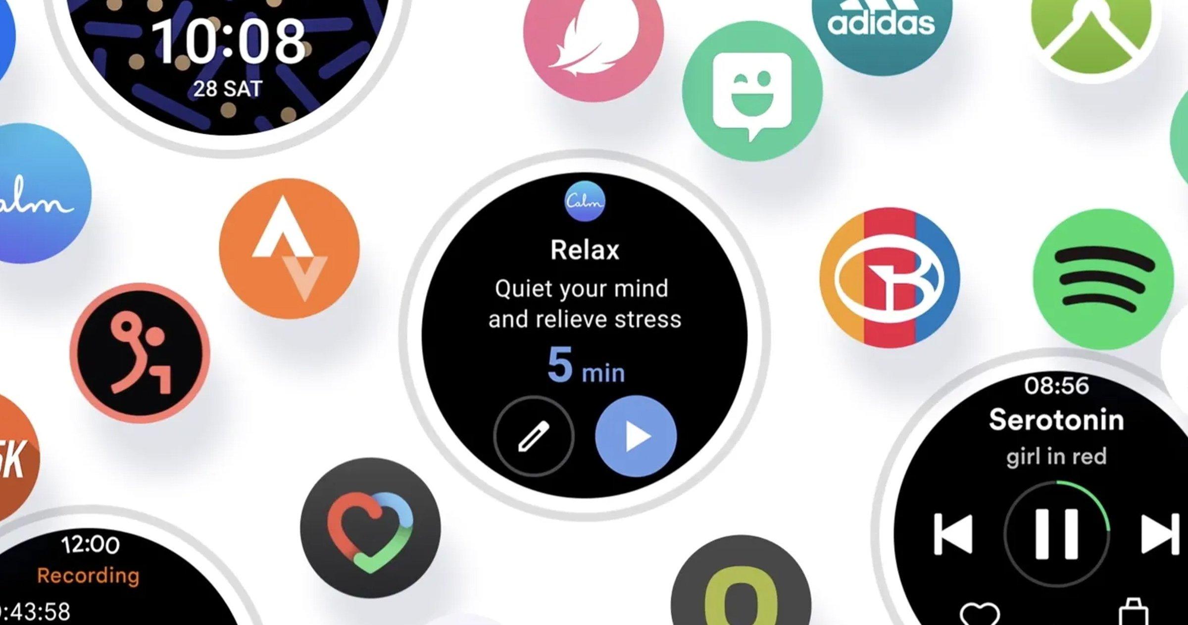 One UI Watch pour les montres