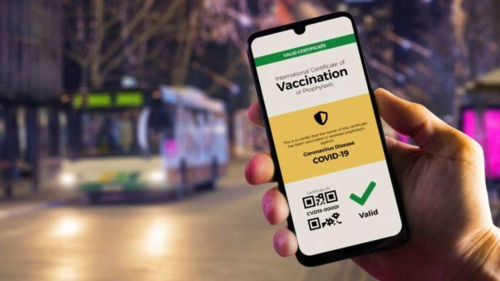 COVID-19 : Faux certificats numériques COVID sur Telegram pour 100 euros