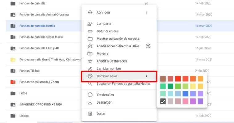 Comment utiliser les couleurs pour organiser vos dossiers Google Drive