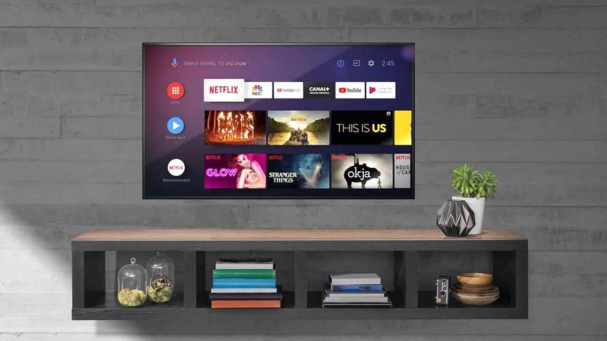 Android tv plus rapide