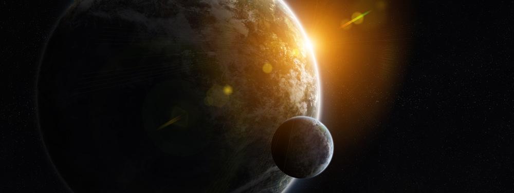 Des scientifiques decouvrent une nouvelle exoplanete de la taille de