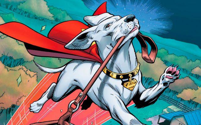 Dwayne Johnson annonce le casting de la DC League of Super-Pets : Keanu Reeves, Kevin Hart et plus