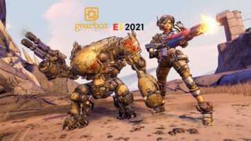 E3 2021    Gearbox (Borderlands) confirme la date et l'heure de la  conférence;  comment le regarder en ligne