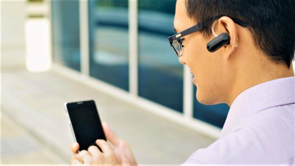 Bluetooth mains libres pour les smartphones