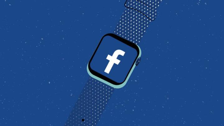 facebook montre smartwatch réseaux caméras