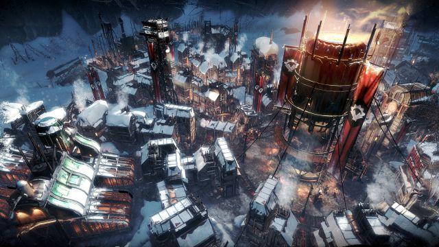 Epic Games Store frostpunk nouveau jeu gratuit comment télécharger un pc