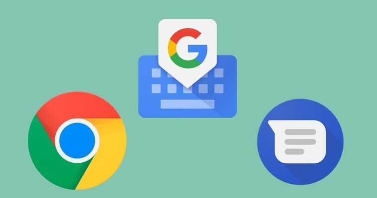 Gboard, Chrome et Messages: voici à quoi ressembleront les applications Google avec le nouveau design «Material You»