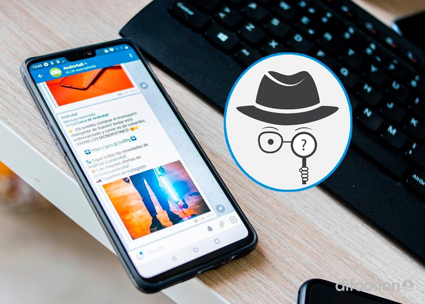 Méthodes pour espionner Telegram