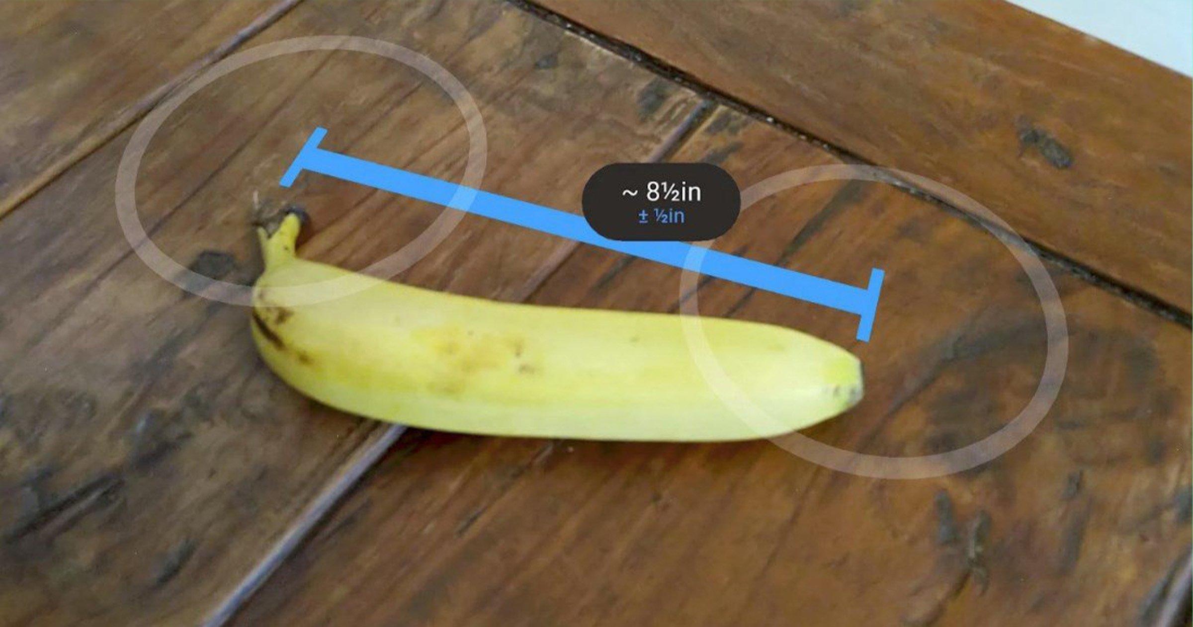 Measure, l'appli Google pour mesurer des objets en réalité augmentée