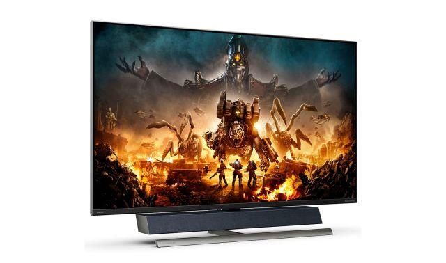 Il en va de même des nouveaux téléviseurs et moniteurs pour presser la Xbox Series X | S : Conçu pour Xbox