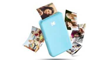 Imprimez depuis votre mobile avec ces imprimantes photo portables