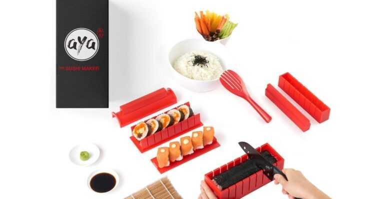 Journée Sushi : comment préparer les meilleurs nigiris et makis avec ce kit