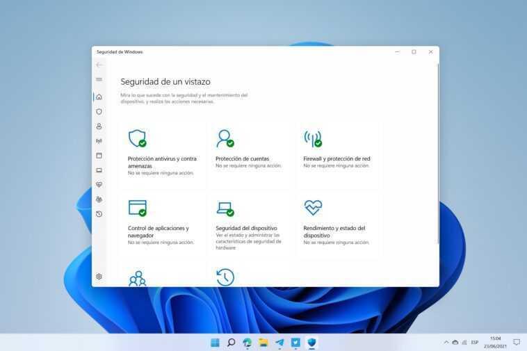 La sécurité devrait être un élément clé dans Windows 11