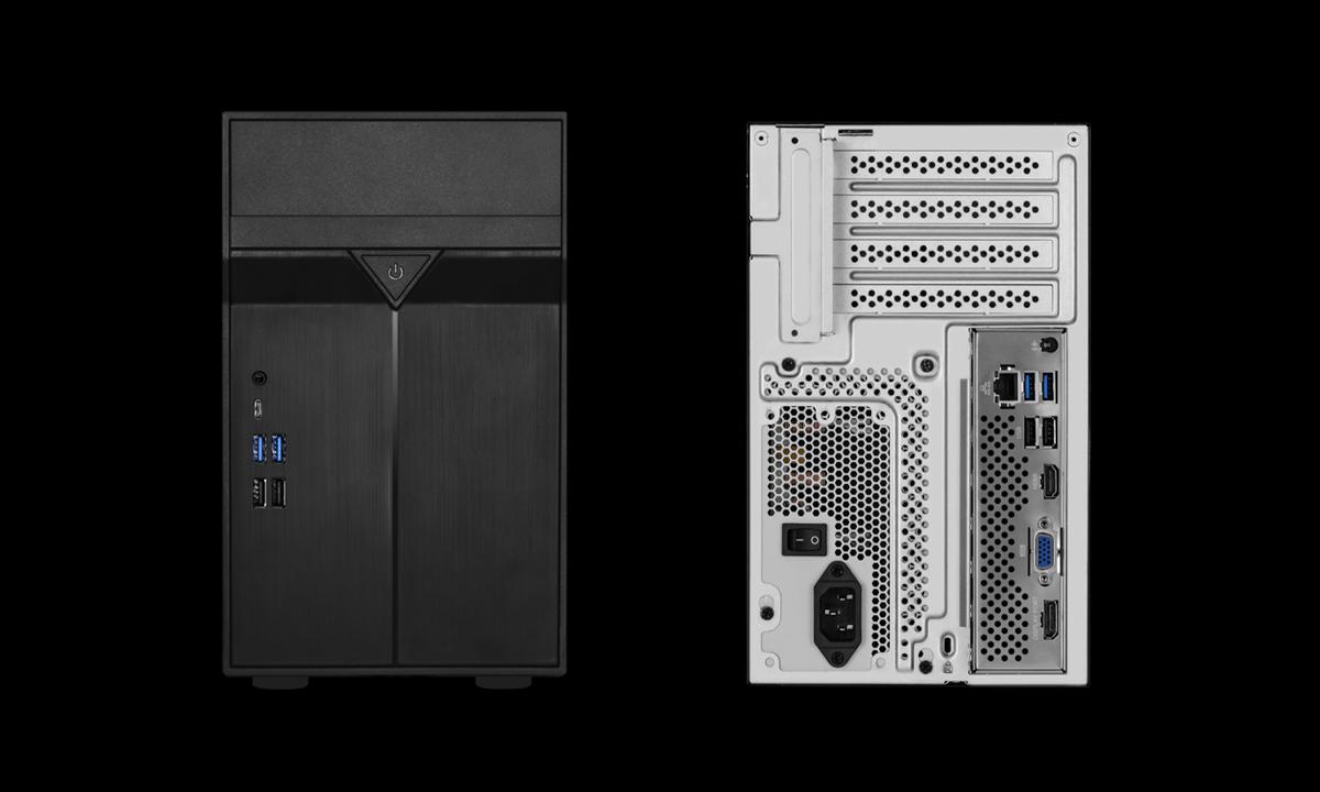 Le concept DeskMini Max dASRock abrite AMD Ryzen dGPU et