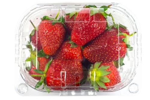 Les chercheurs creent des emballages qui peuvent garder les fraises