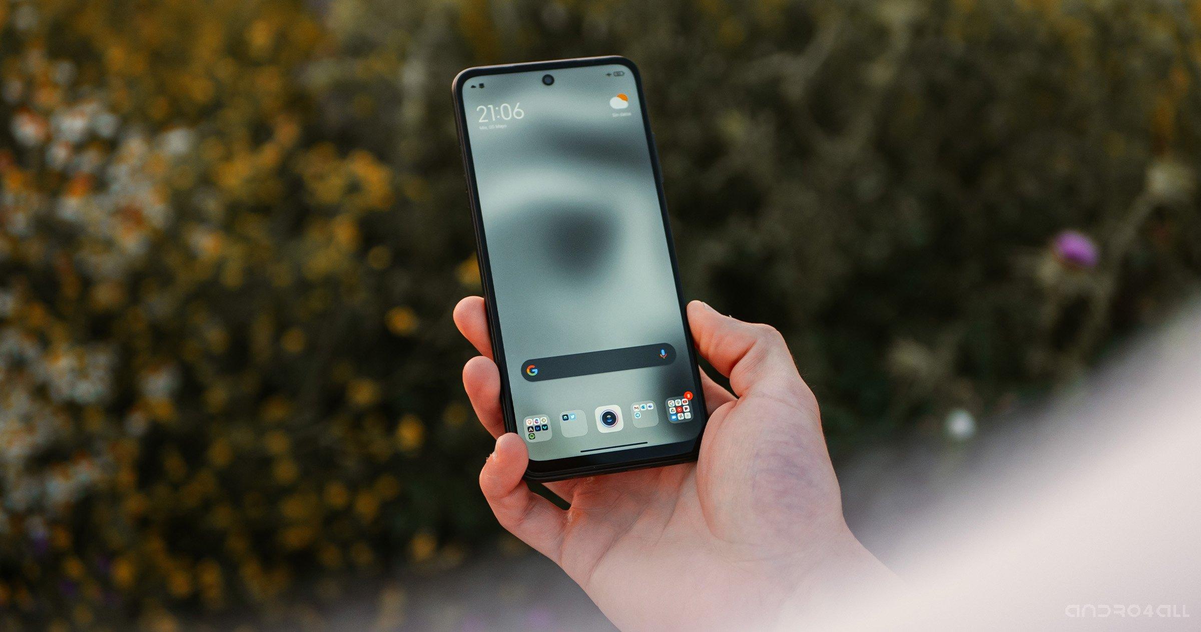 Écran Redmi Note 10 5G