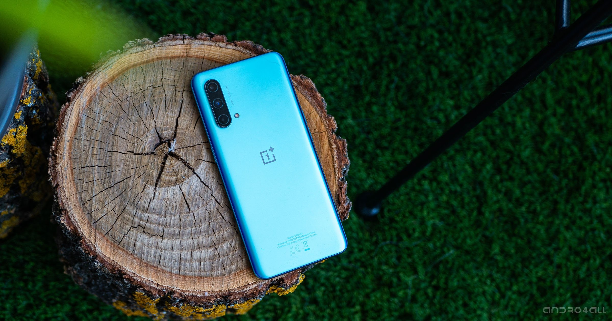 OnePlus Nord CE, conception