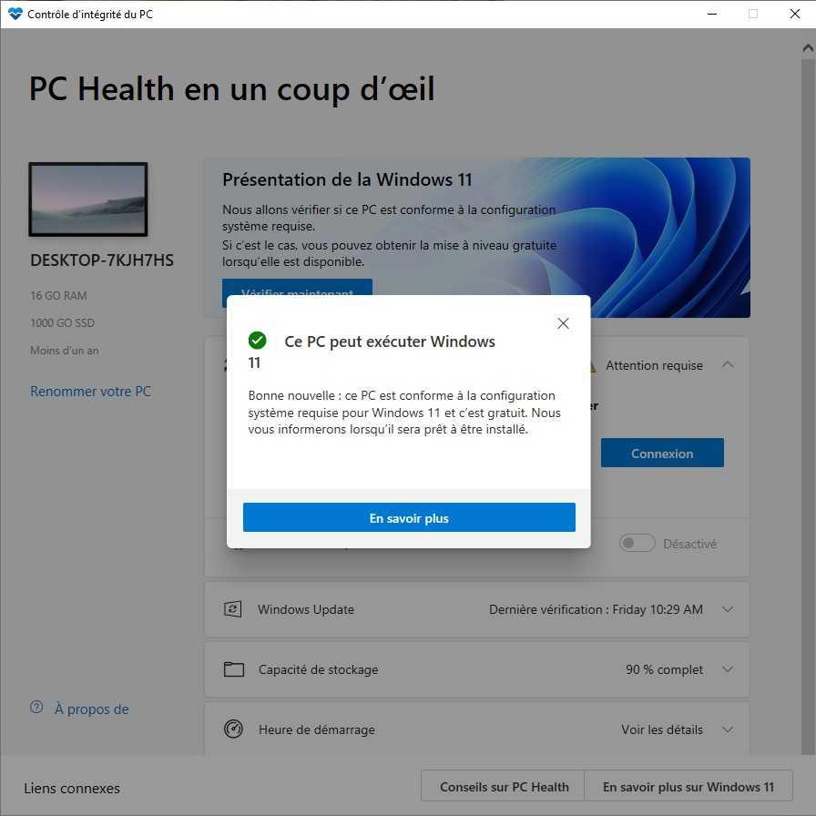 Pc Health Check Ok Windows 11