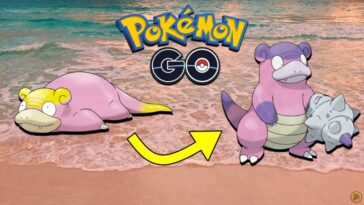 Pokémon GO : comment obtenir le Slowpoke de Galar et le faire évoluer en Slowbro de Galar