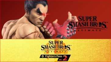 Présentation de Kazuya dans Super Smash Bros. Ultimate : heure et comment regarder le streaming en ligne