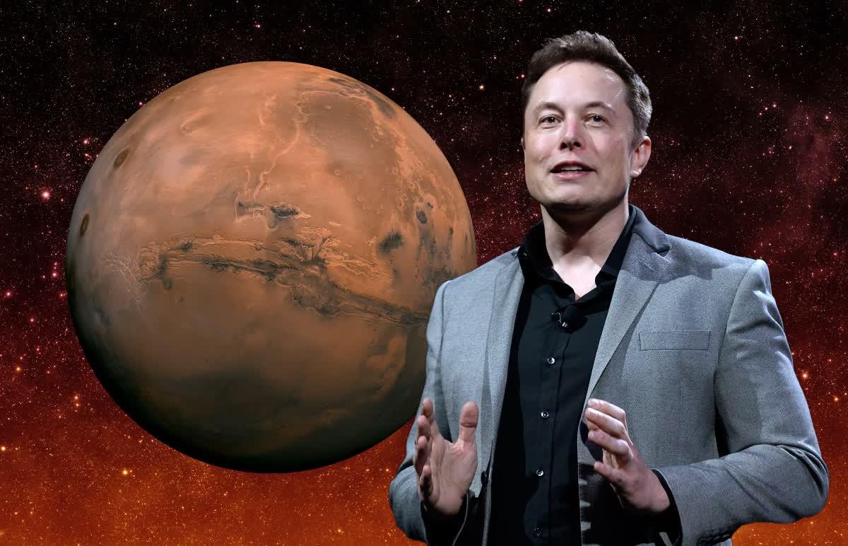 SpaceX pourrait lancer des fusees a partir de plates formes flottantes