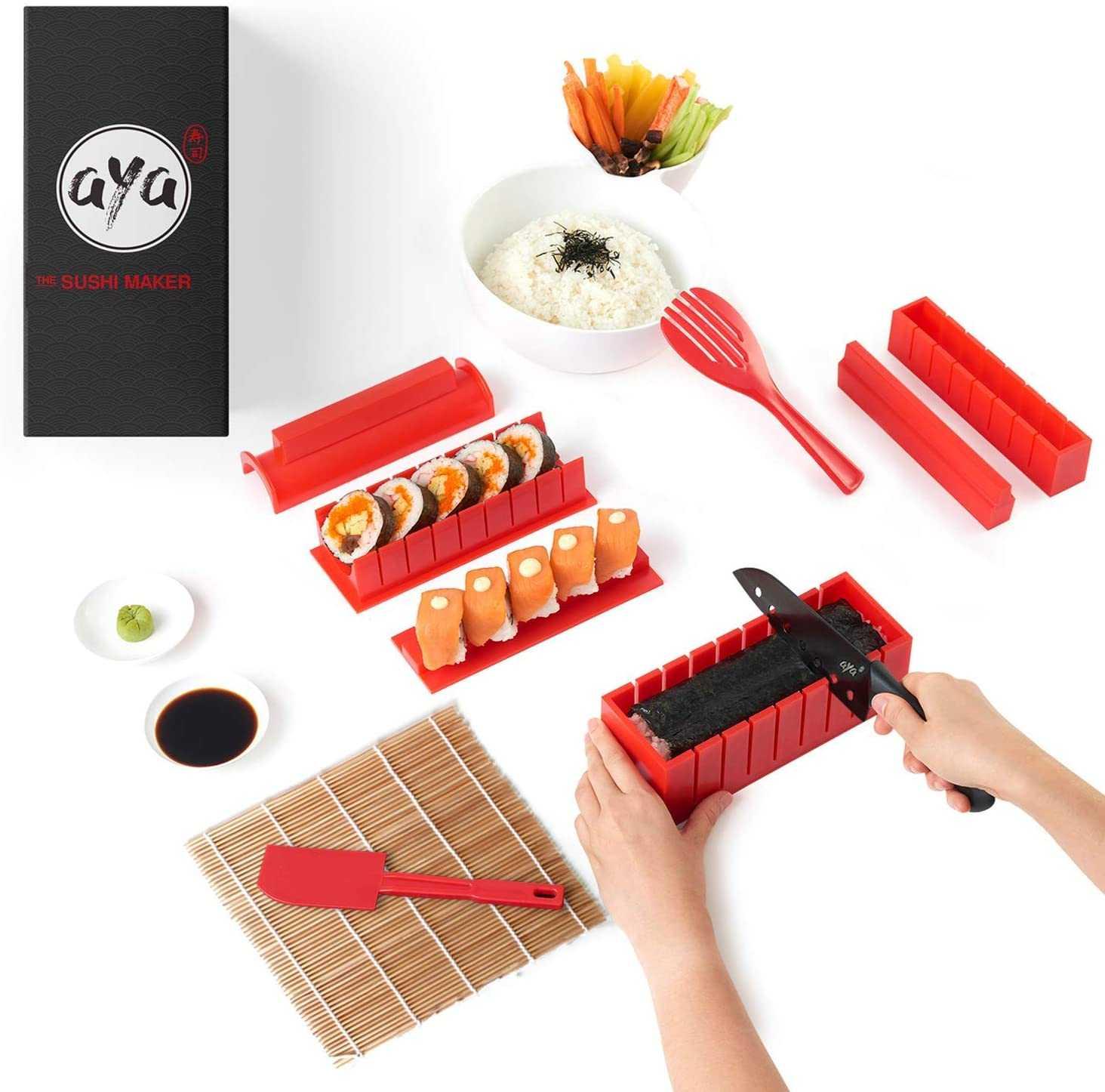Sushi Maker Aya