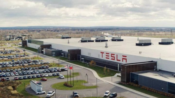 Gigafactory Berlin, Tesla.