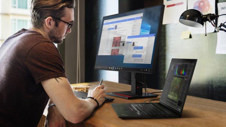 ThinkPad X1 Extreme grand et fort dans sa 4e