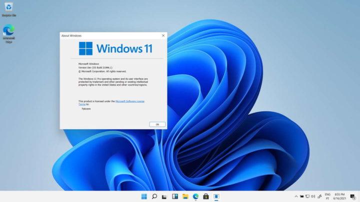 Mise à jour Microsoft Windows 11 Windows 7