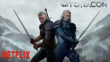 WitcherCon 2021    Programmation et panneaux : séries Netflix, jeux et comment regarder en ligne
