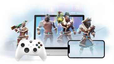Xbox Cloud Gaming (xCloud) arrive sur iOS et PC grâce au navigateur