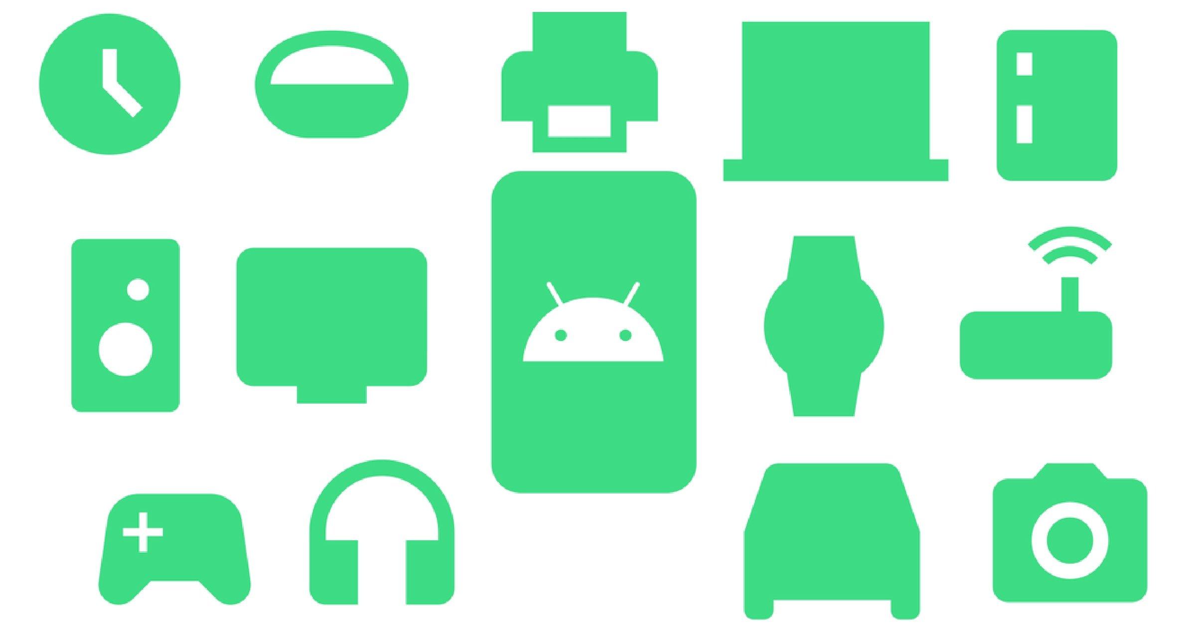 Écosystème d'appareils Android