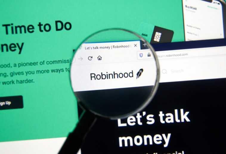 Robinhood will list its shares on the Nasdaq under the ticker symbol HOOD