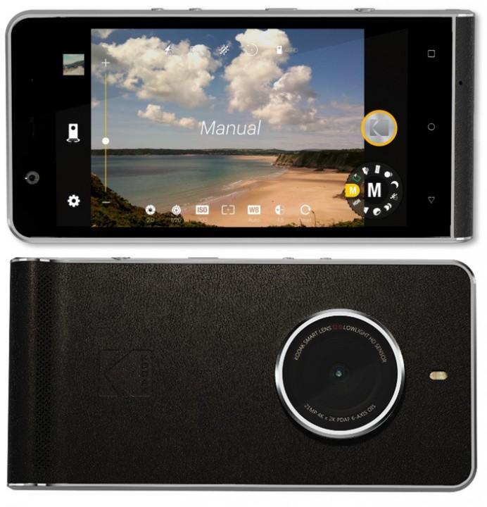 1625220370 186 Kodak revient sur le segment des smartphones en partenariat avec