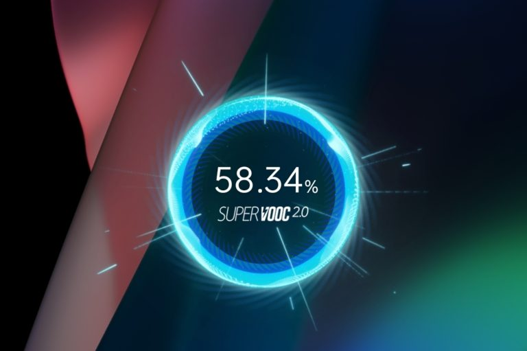 """SuperVooc 2.0 est dans la maison : vous pouvez regarder la batterie """"en direct"""" pendant qu"""