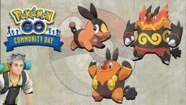 Pokémon GO : guide pour Community Day juillet 2021 (Tepig)