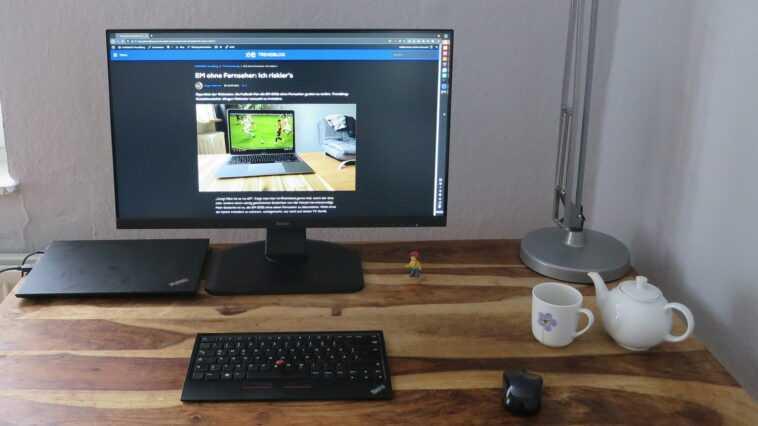 Laptop-Ergonomie: 6 Gründe für eine externe Tastatur
