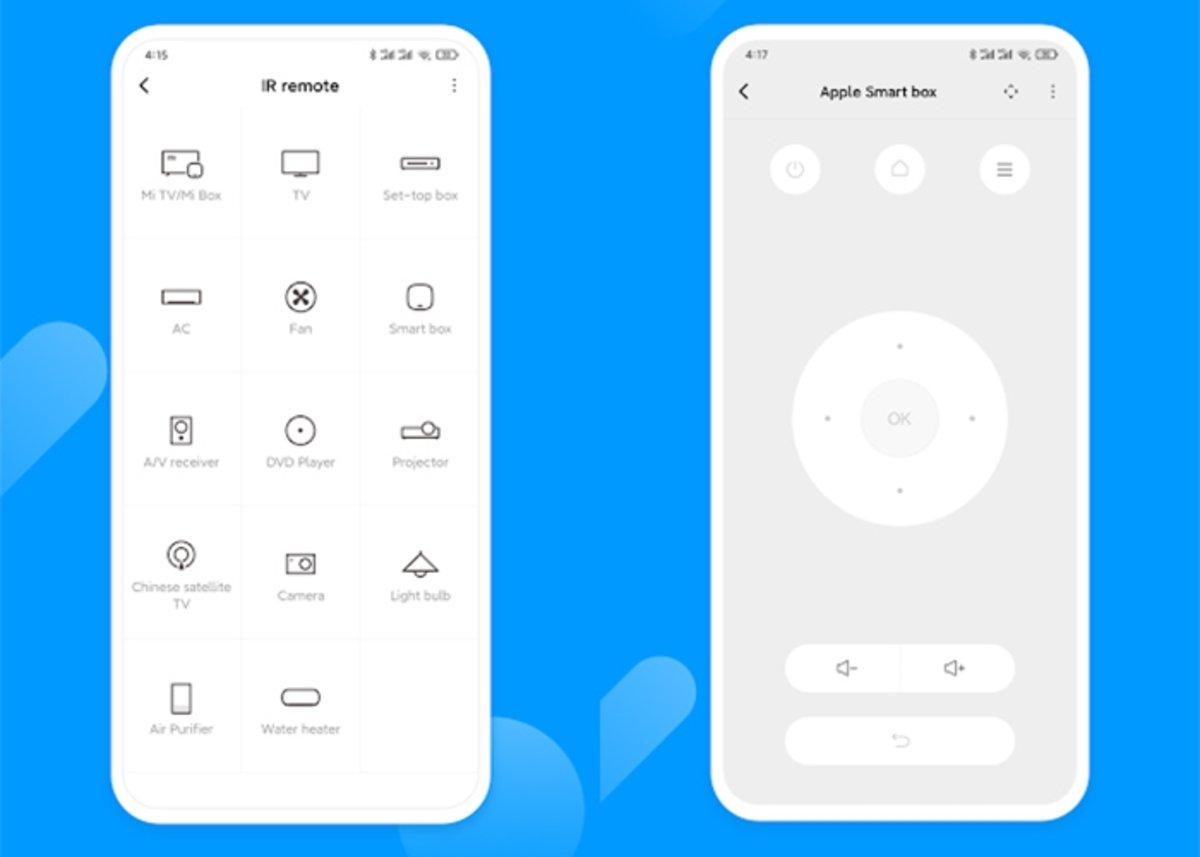 Ma télécommande est une télécommande Android