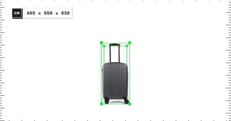 L'astuce de Google pour mesurer sa valise avec son mobile grâce à la réalité augmentée