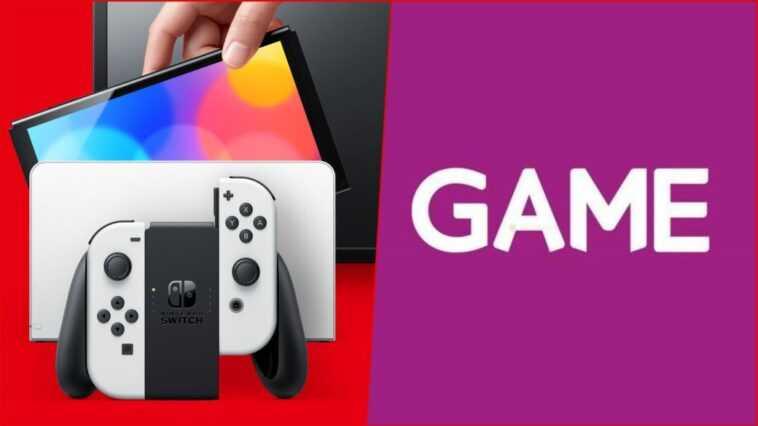 Nintendo Switch OLED campaña reservas GAME España Amazon FNAC