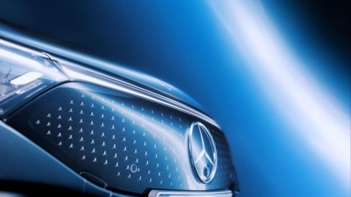 Voiture électrique Mercedes Benz EQS