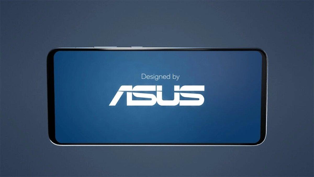 Écran de smartphone ASUS