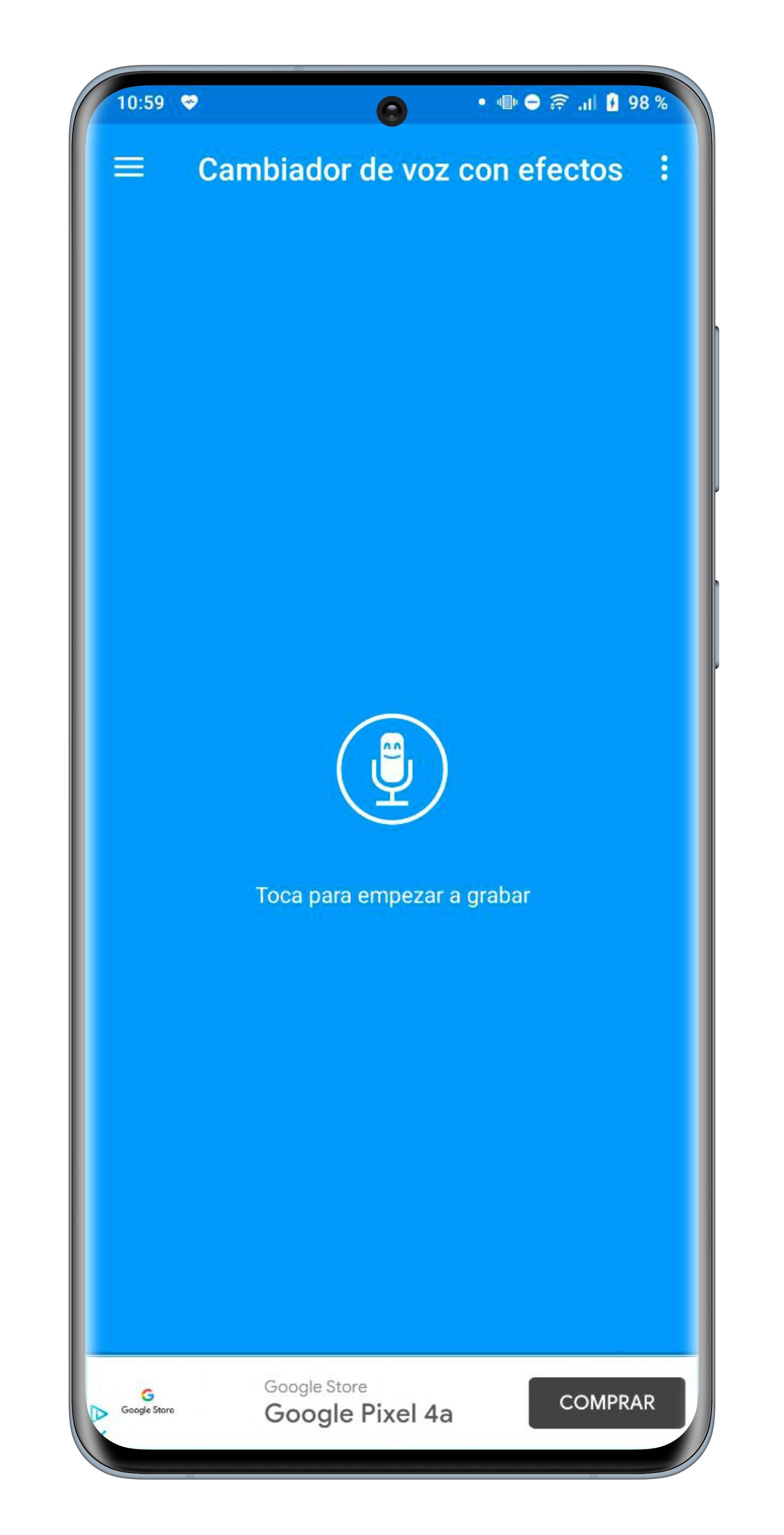 Comment modifier la voix dans les audios WhatsApp
