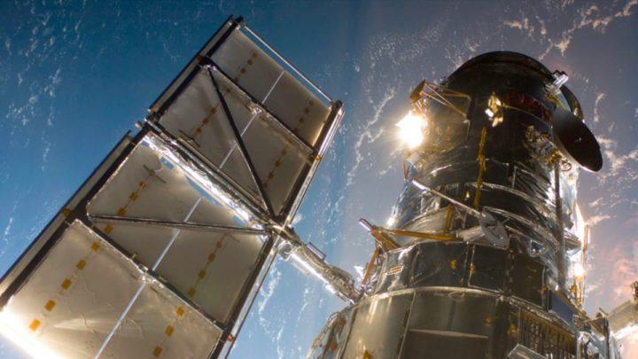 Ein Bild vom Weltraumteleskop der NASA