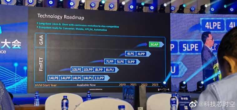Le Processus 3 Nm De Samsung Pourrait Arriver L'année Prochaine,